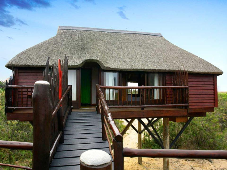 Bungalow, The Stilz, Hotel, Swakopmund, Namibia Rundreise