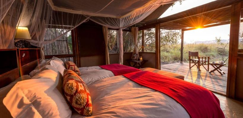 Luxuscamp Busanga Bush Camp, Sambia Safari Reise