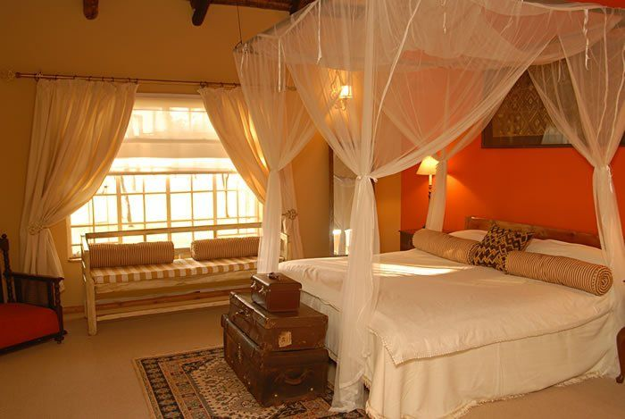 Suite, Wild Geese Lodge, Simbabwe Rundreise, Safari