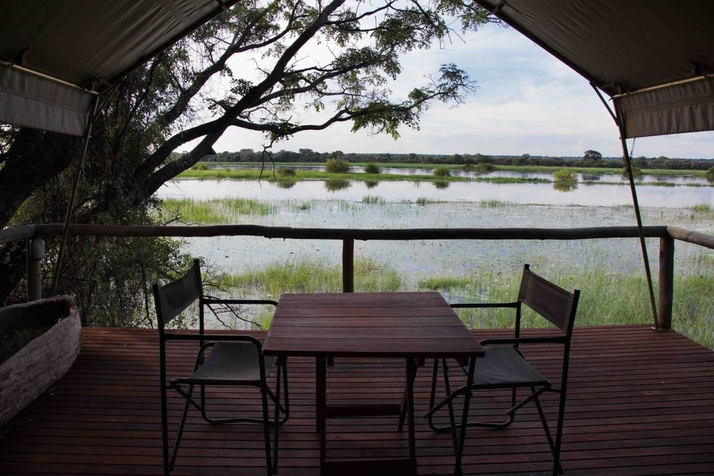 Safari-Zelt, Taranga Safari Lodge, Rundu, Namibia Reisen