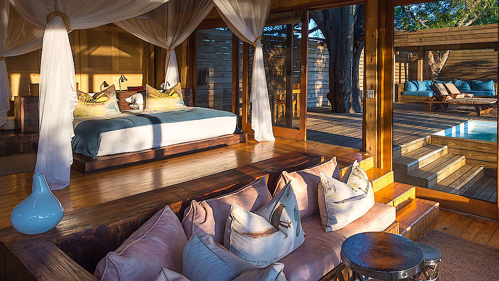 Vumbura Plains Camp, Botswana Rundreise