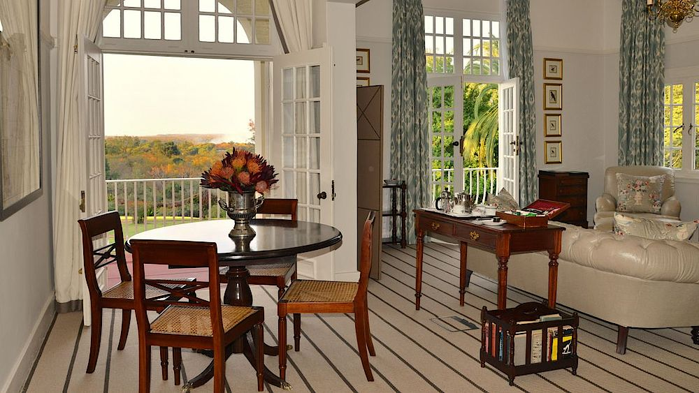 Suite The Victoria Falls Hotel, Simbabwe Reise, Harare