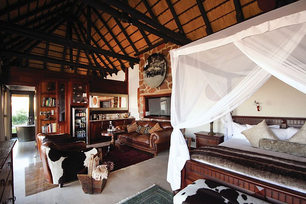 Livingstone Suite Old Traders Lodge, Privatreise Namibia