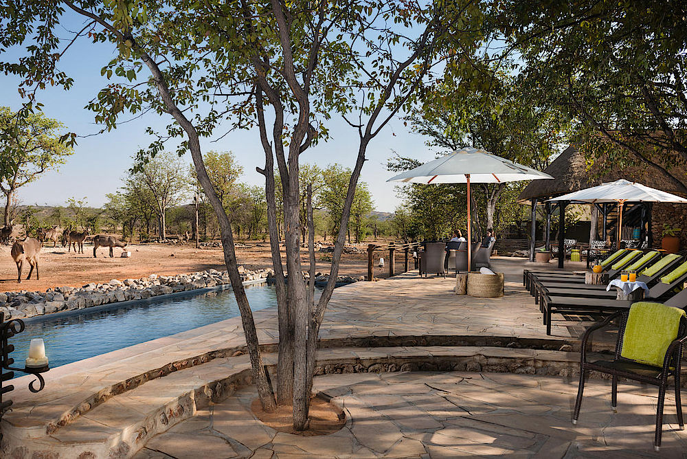 Privatreise Namibia, Ongava Tented Camp