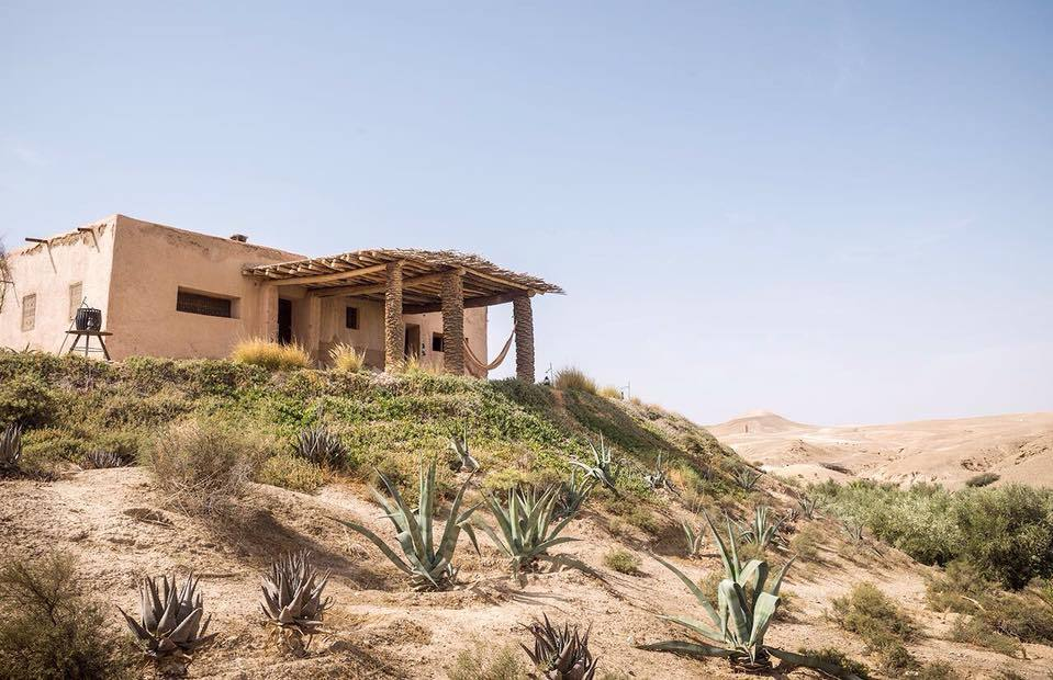 Traditionell, La Pause, Eco-Lodge, Marrakesch, Marokko Rundreise