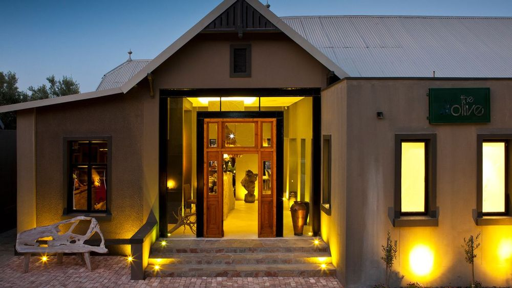 The Olive Exclusive Hotel, Windhuk, Namibia Reisen